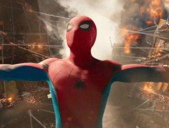 Человек-паук стримит прямо вбою вновом трейлере «Возвращения домой»
