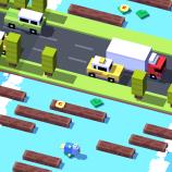 Скриншот Crossy Road