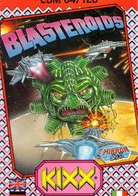 Обложка Blasteroids