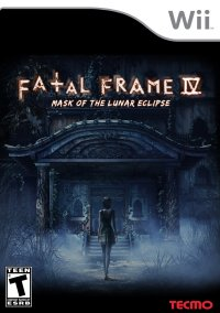 Обложка Fatal Frame IV: Mask of the Lunar Eclipse
