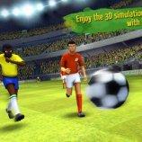 Скриншот Striker Soccer Brazil