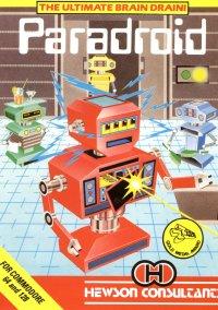 Paradroid – фото обложки игры