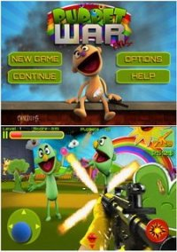 Puppet War: FPS – фото обложки игры