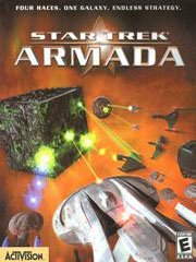 Обложка Star Trek Armada