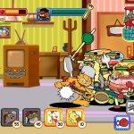 Скриншот Garfield's Defense: Attack of the Food Invaders – Изображение 2