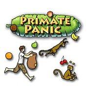 Обложка Primate Panic