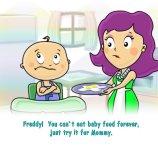 Скриншот Fussy Freddy