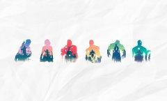 Халк дает жару Мстителям