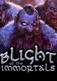 Обложка Blight of the Immortals
