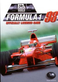 Обложка Formula 1 98