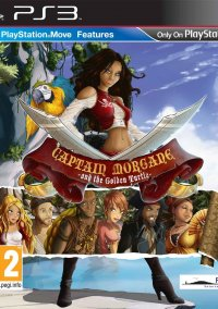Captain Morgane and the Golden Turtle – фото обложки игры