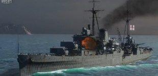 World of Warships. Подробности обновления 0.5.13, британские крейсеры