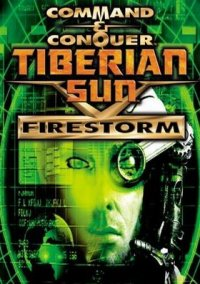 Обложка Command & Conquer: Tiberian Sun: Firestorm