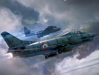 Итальянские самолеты и другие новинки обновления 1.69 для War Thunder