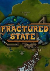 Обложка Fractured State