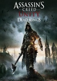 Обложка Assassin's Creed Unity Dead Kings