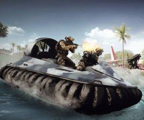 Машины-амфибии погружаются в видео нового дополнения к Battlefield 4