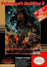 Обложка Nobunaga's Ambition 2