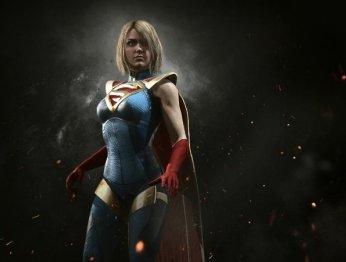 Новый трейлер Injustice 2 рассказывает историю Супергерл