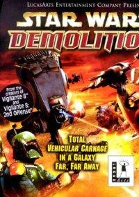 Обложка Star Wars: Demolition
