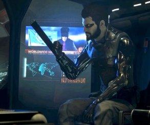 Из утопии в антиутопию: отличный трейлер Deus Ex: Mankind Divided
