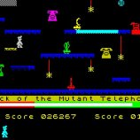 Скриншот Manic Miner