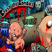 Обложка Crush the Zombies