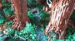 Фанат Star Wars построил собственную деревню эвоков. - Изображение 3