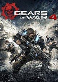 Обложка Gears of War 4