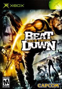Обложка Beat Down: Fists of Vengeance