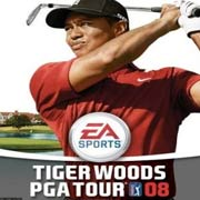 Обложка Tiger Woods PGA Tour 08