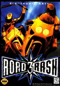 Обложка Road Rash 3