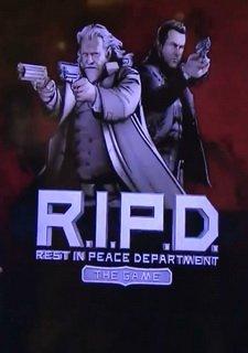 R.I.P.D.: Призрачный патруль/ R.I.P.D. The Game