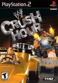 Обложка WWE Crush Hour