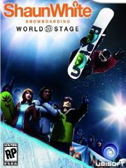 Обложка Shaun White Snowboarding: World Stage