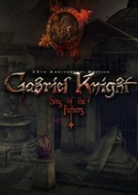 Обложка Gabriel Knight: Sins of the Fathers 20th Anniversary Edition