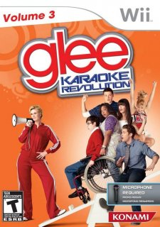 Karaoke Revolution Glee Volume 3