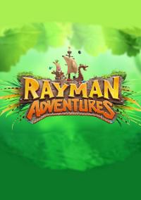 Обложка Rayman Adventures