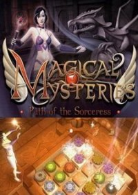 Обложка Magical Mysteries: Path of the Sorceress