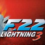 Обложка F-22 Lightning 3