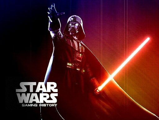 Star Wars Gaming History. Эпизод 1