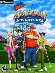 Обложка 3D Ultra Mini Golf Adventures