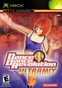 Обложка Dance Dance Revolution: Ultramix