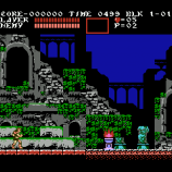 Скриншот Castlevania III: Dracula's Curs