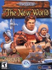 Обложка Anno 1503. The New World
