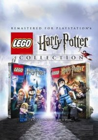 Обложка LEGO Harry Potter Collection
