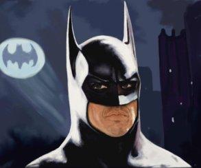 Бэтмен дерется с Суперменом в игре, которая так и не вышла