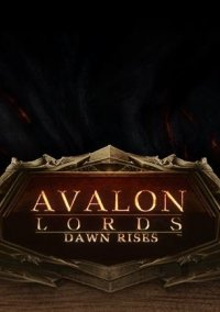 Обложка Avalon Lords: Dawn Rises