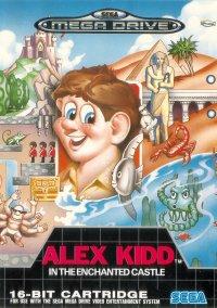 Обложка Alex Kidd in the Enchanted Castle