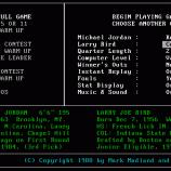 Скриншот Jordan vs Bird: One on One – Изображение 3
